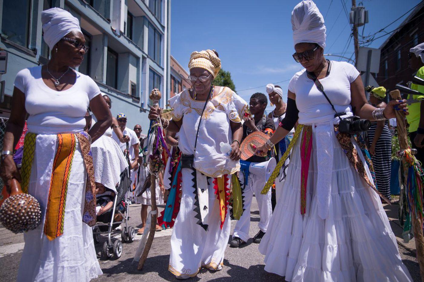 Philadelphia's summer festivals from Wawa Welcome America and Odunde to the Philadelphia Folk Festival