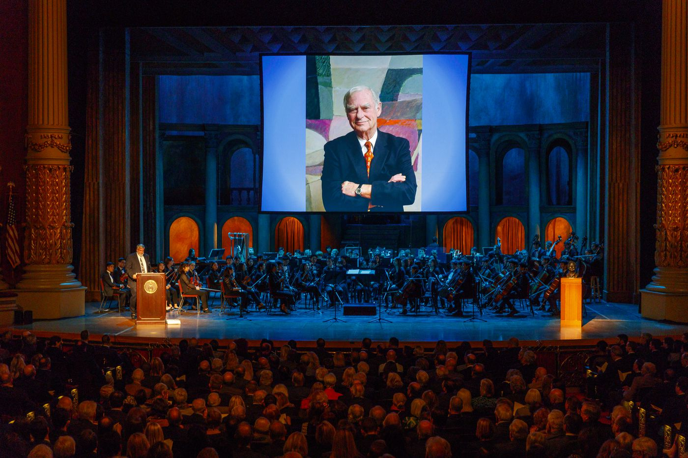 H.F. 'Gerry' Lenfest remembered at Academy of Music celebration