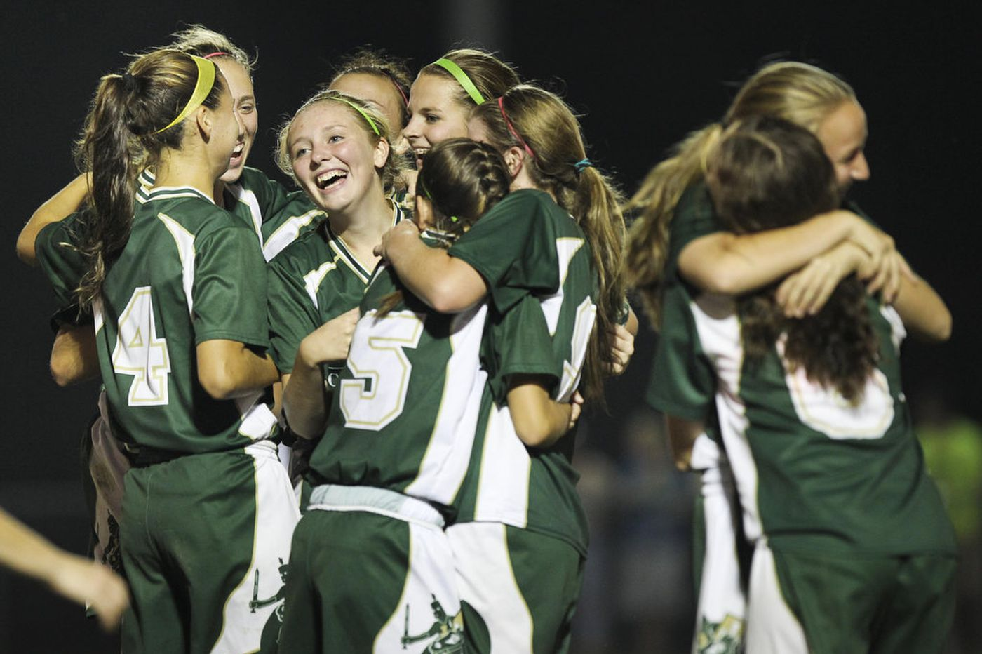 Thursday's Southeastern Pa. roundup: Lansdale Catholic girls advance in Catholic League soccer playoffs off double OT goal