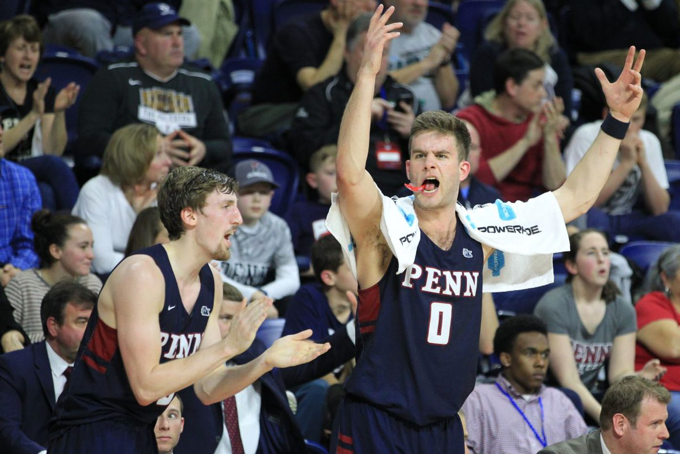 No celebration for Penn as Yale wins a thriller
