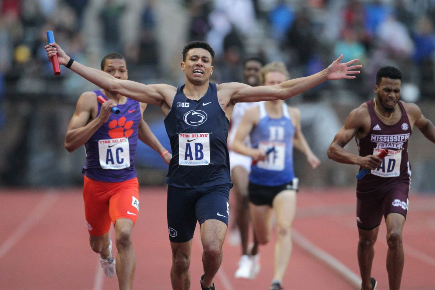 Penn Relays: Results, live updates from Saturday's races