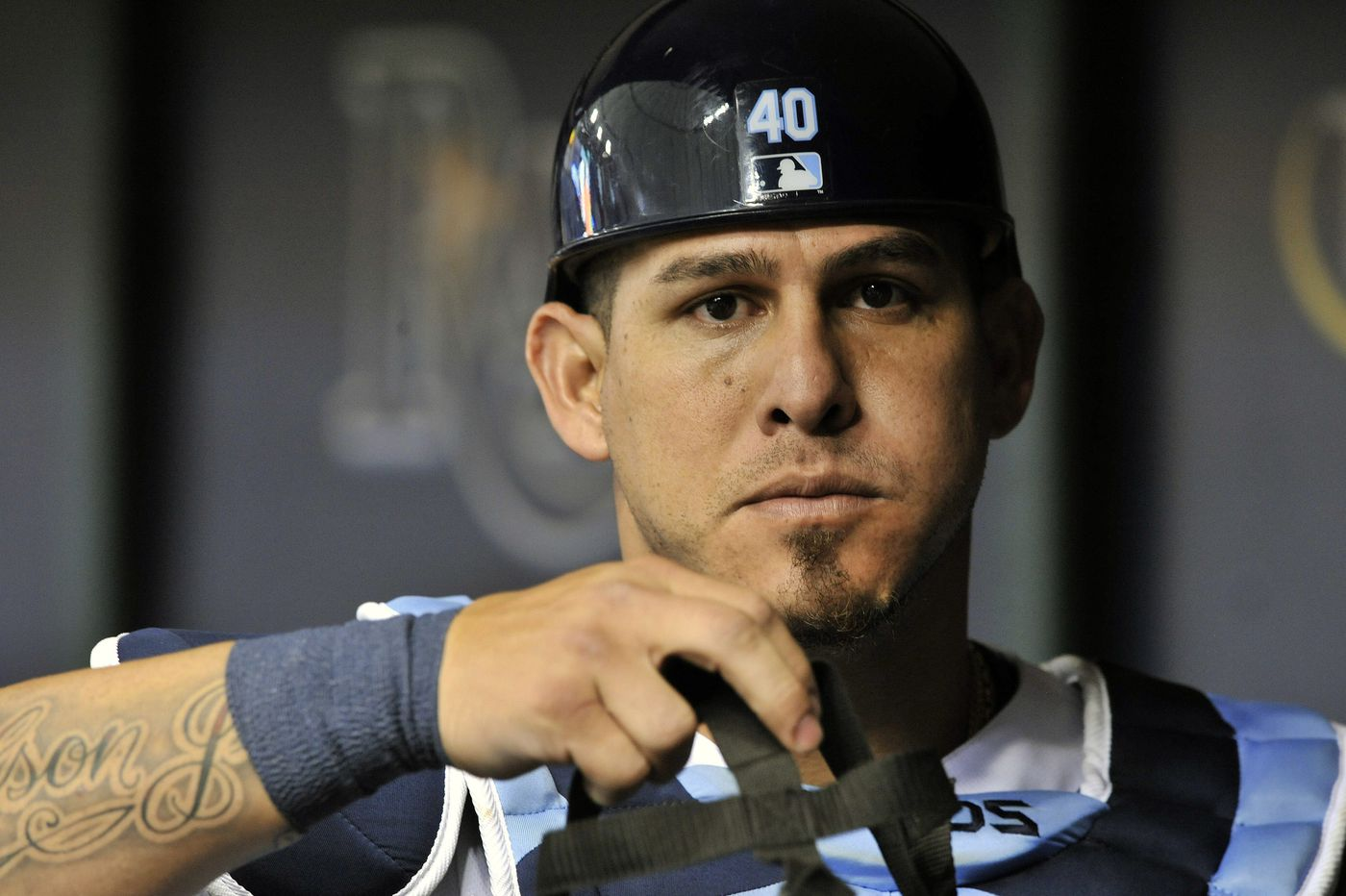 Wilson Ramos activated from disabled list, in Phillies lineup for game vs. Red Sox