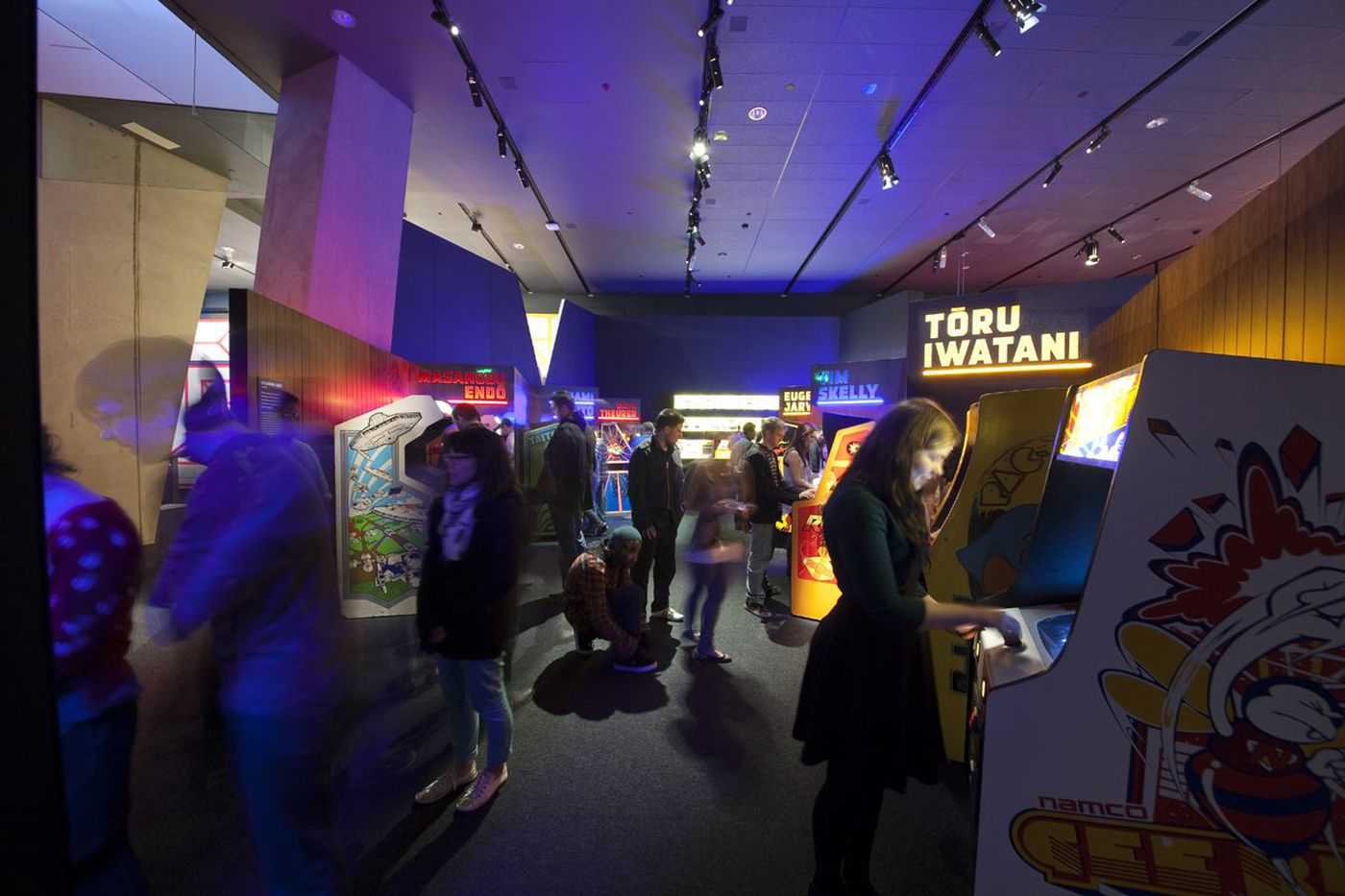 Video game history gets its day with 'Game Masters' exhibit at Franklin Institute