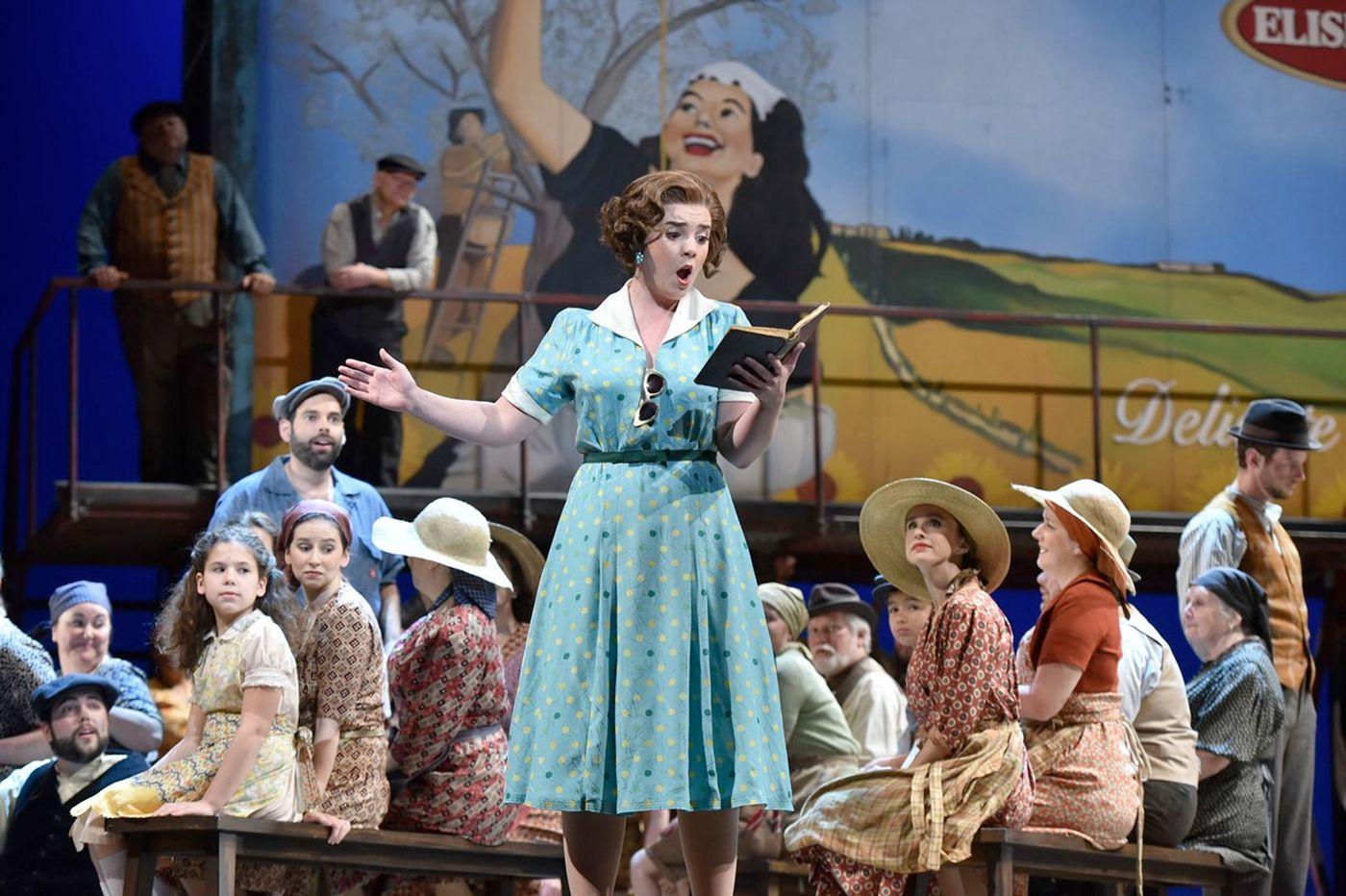 Sarah Shafer's crystalline voice graces Opera Philadelphia