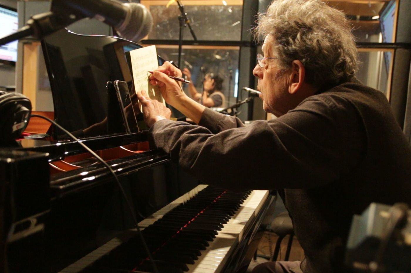 Annenberg's Philip Glass festival is coming. Hear a five-hour marathon, with a dinner break.