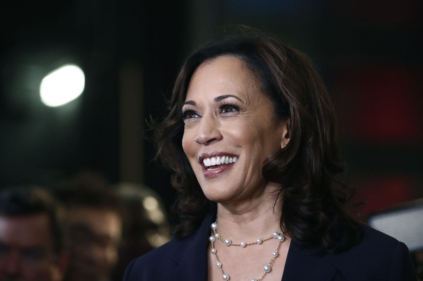 On the momentum of Kamala Harris, U.S. women should continue to lead the vote   Opinion
