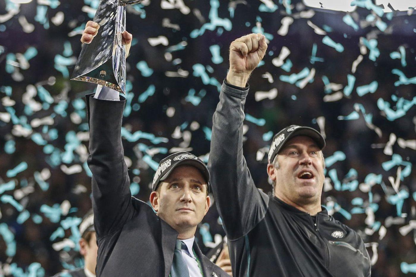 'Wheel of Fortune' celebrates Eagles Super Bowl win