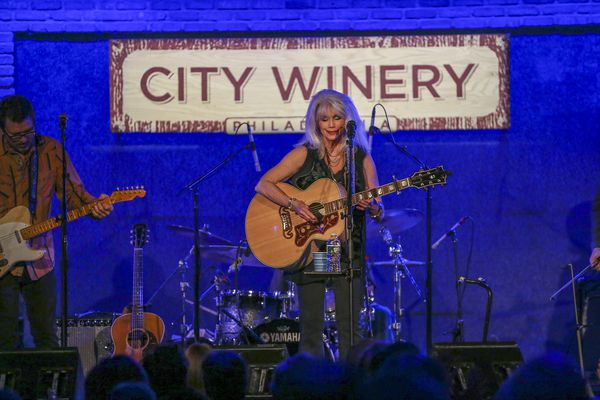 City Winery Philadelphia: Emmylou Harris opens the new Fashion District venue, where only the brave get up and dance | Concert review