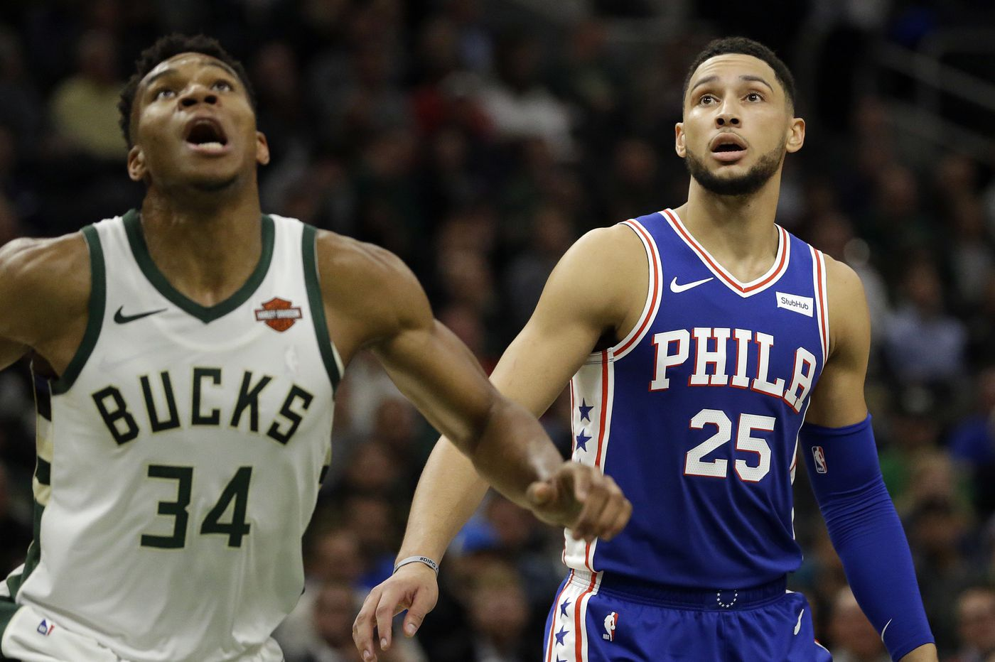 Sixers-Bucks observations, best and worst awards: Giannis Antetokounmpo, Ben Simmons, woeful team display