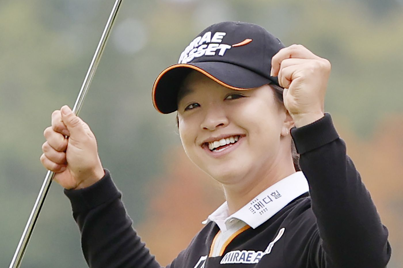 Sei Young Kim completes a record-setting performance with 5-shot victory in Women's PGA Championship at Aronimink