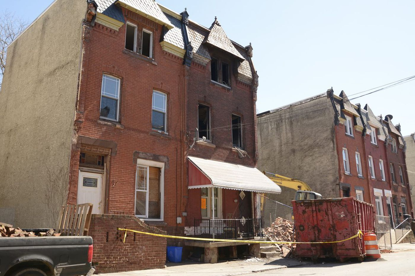 3 days after a North Philly house fire, 3 found dead inside