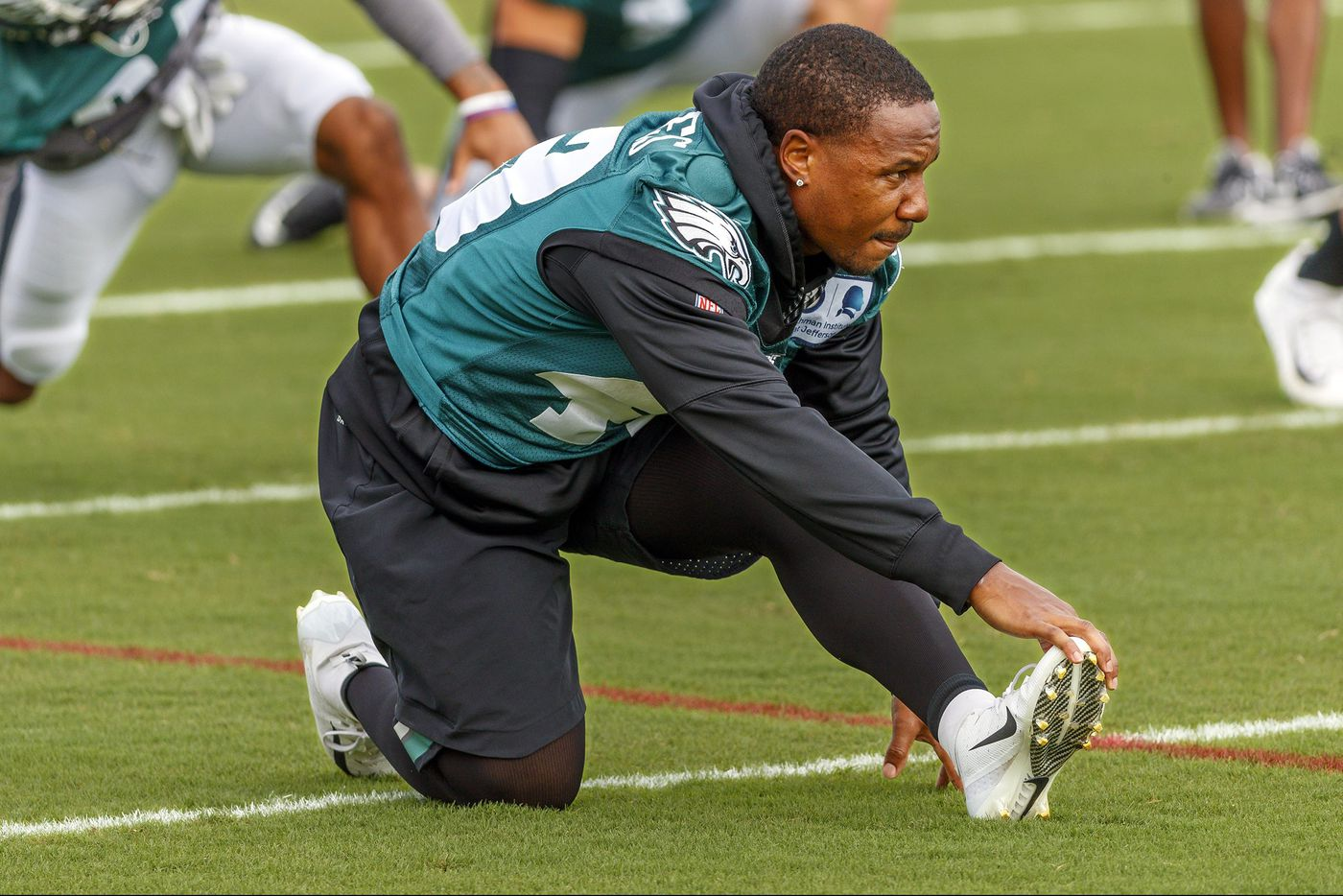 Eagles, already thin at CB, lose Darby to ACL tear