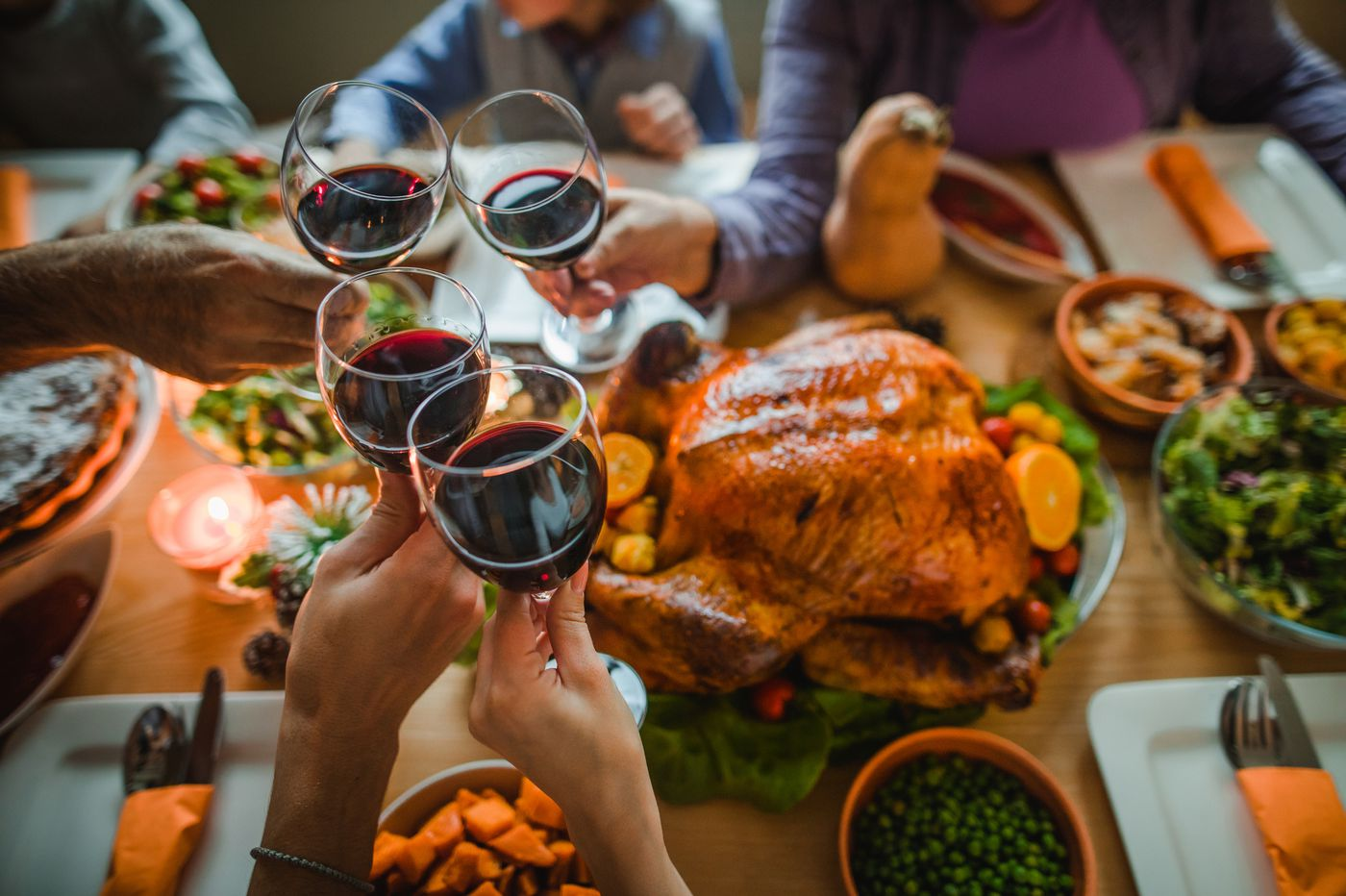 What wine should you buy for Thanksgiving? Ones you might normally avoid.