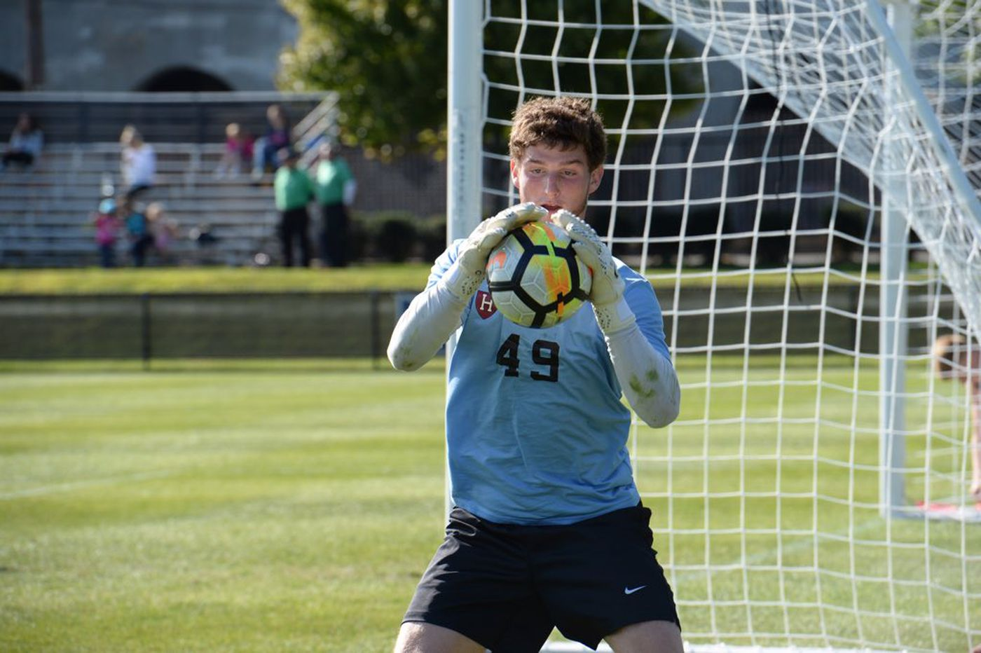 2048804ae7a Union sign goalkeeper Matt Freese, who went from team's academy to Harvard