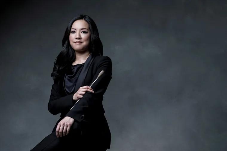 Philadelphia Orchestra assistant conductor Erina Yashima