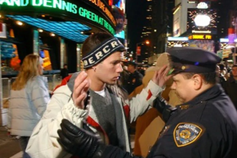 A stop-and-frisk policy in New York City has been credited with helping dial down the homicide rate, but success has not been without controversy over civil rights and alleged racial profiling.