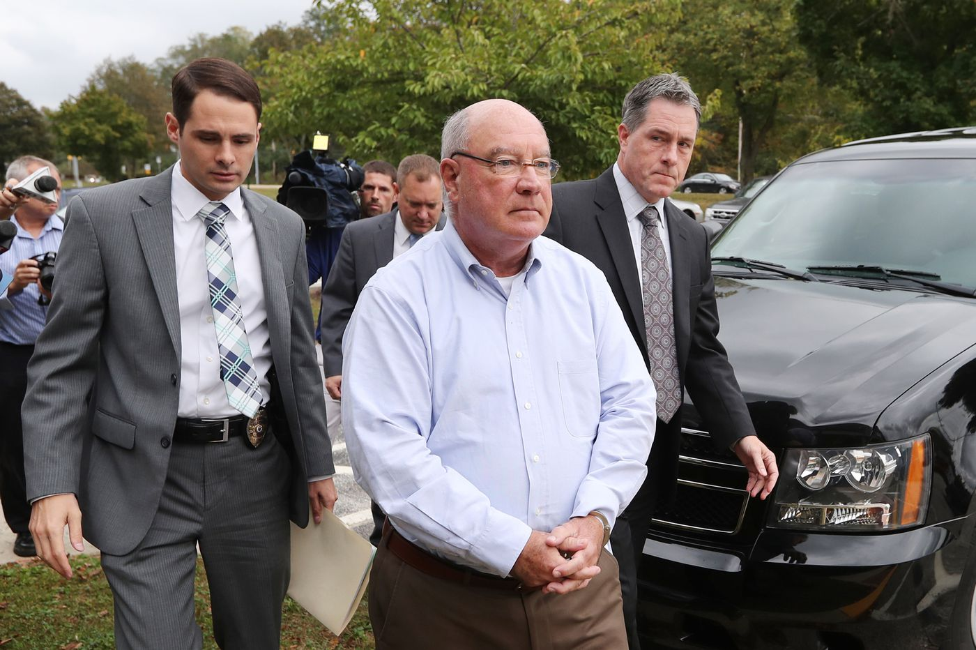 Ex-Radnor Township board chair Philip Ahr sentenced to more than 12 years in child porn case