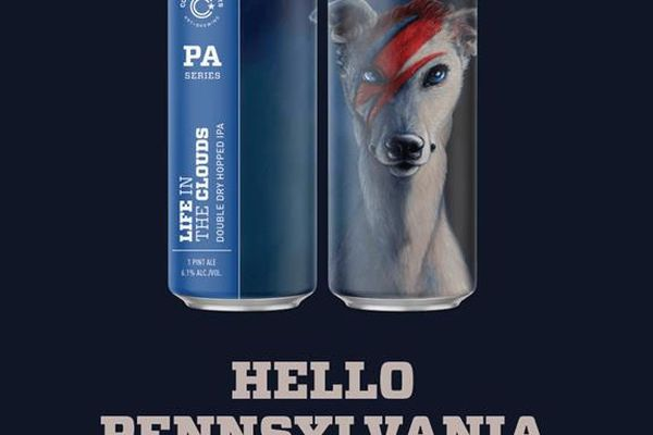 Canada's Collective Arts Brewing coming to Philly, and putting local artists on cans