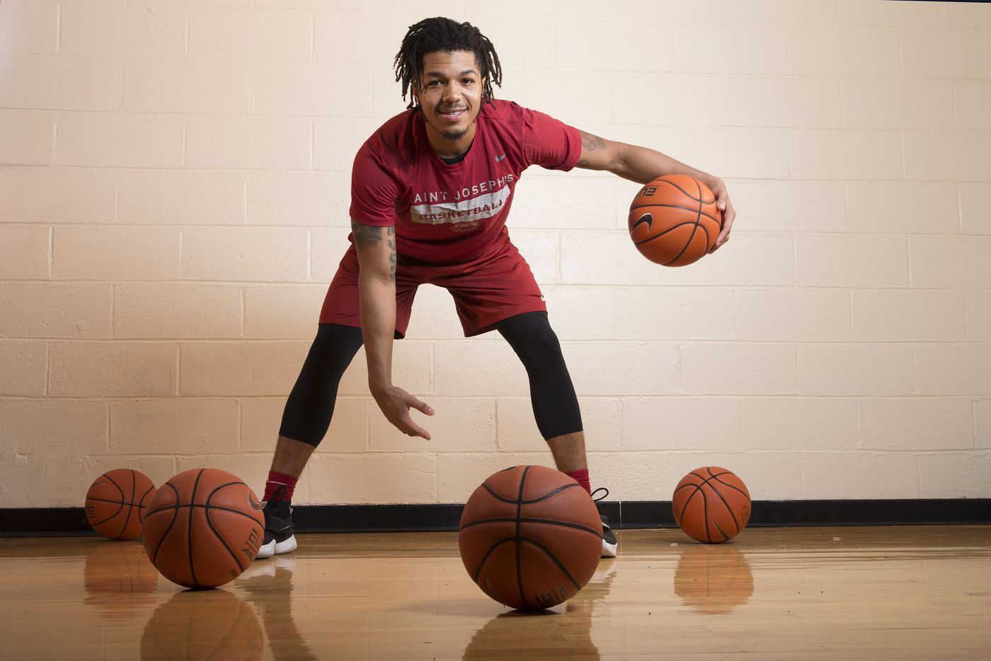 Lamarr Kimble is back leaner and ready to lead Saint Joseph's | Season preview