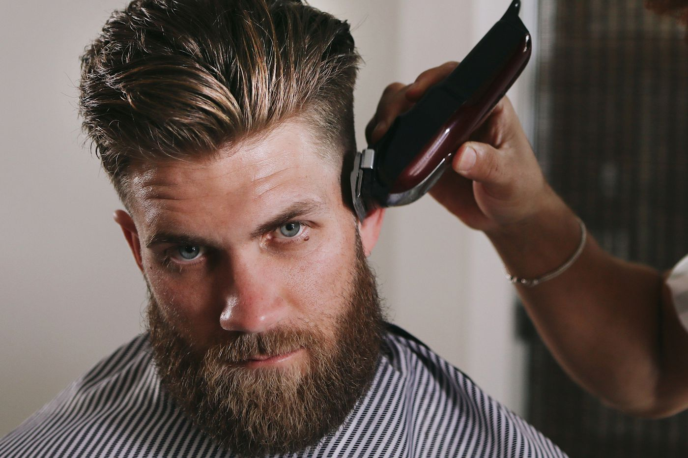 Bryce Harper-led barbershop-speakeasy mashup, the Blind Barber, to open Philly location