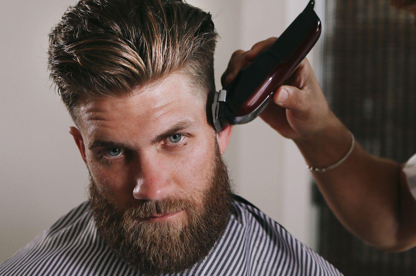 Bryce Harper Led Barbershop Speakeasy Mashup The Blind Barber To