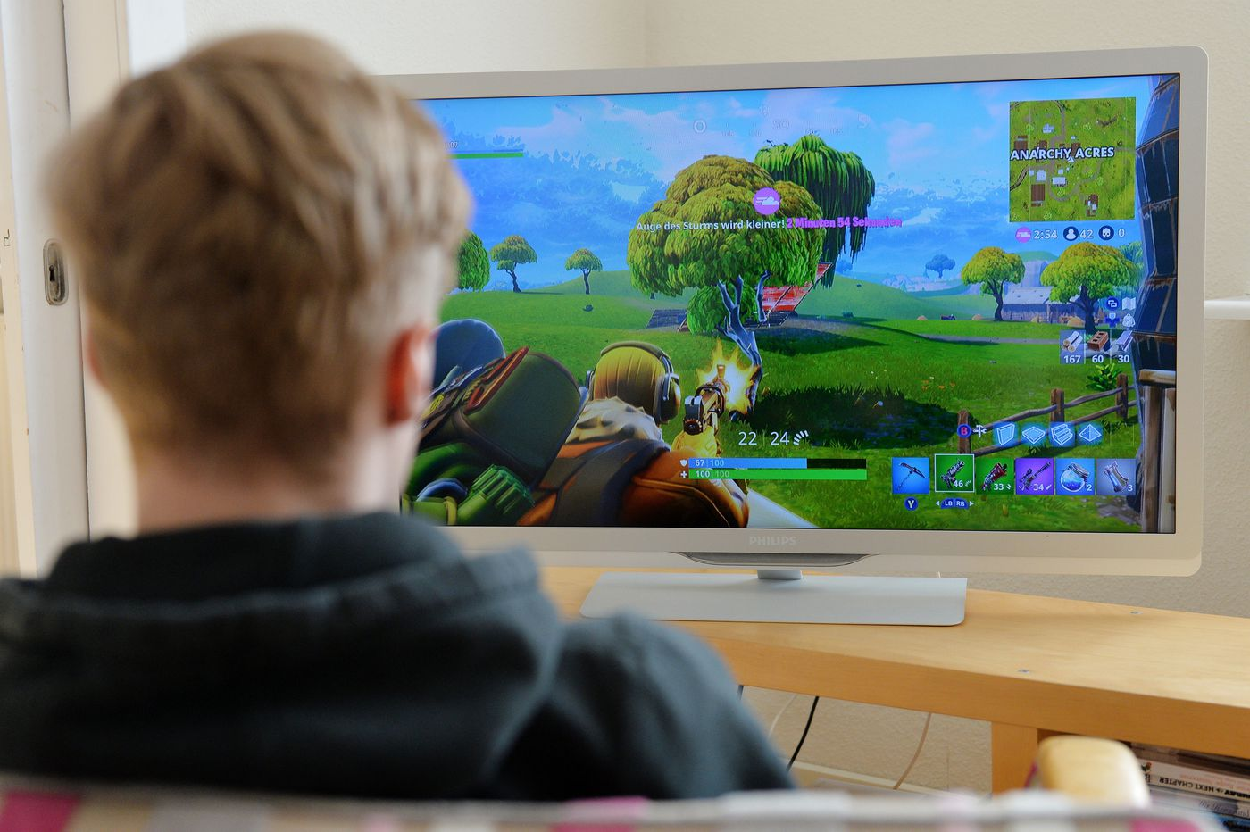 The summer of Fortnite: One dad's struggle to keep his 4 sons away from this year's most addictive video game | Perspective