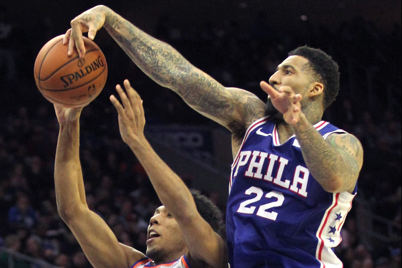Sixers-Knicks observations: JJ Redick's movement, Jimmy Butler's presence, team's assists