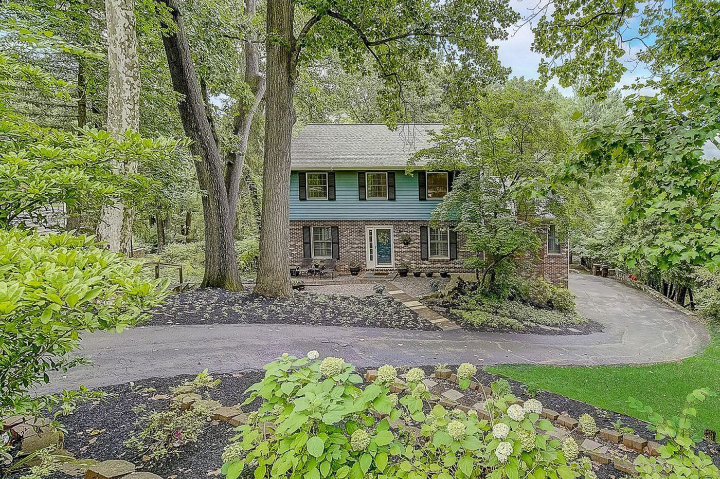 On the market: A wooded hideaway in Montgomery County for $450,000