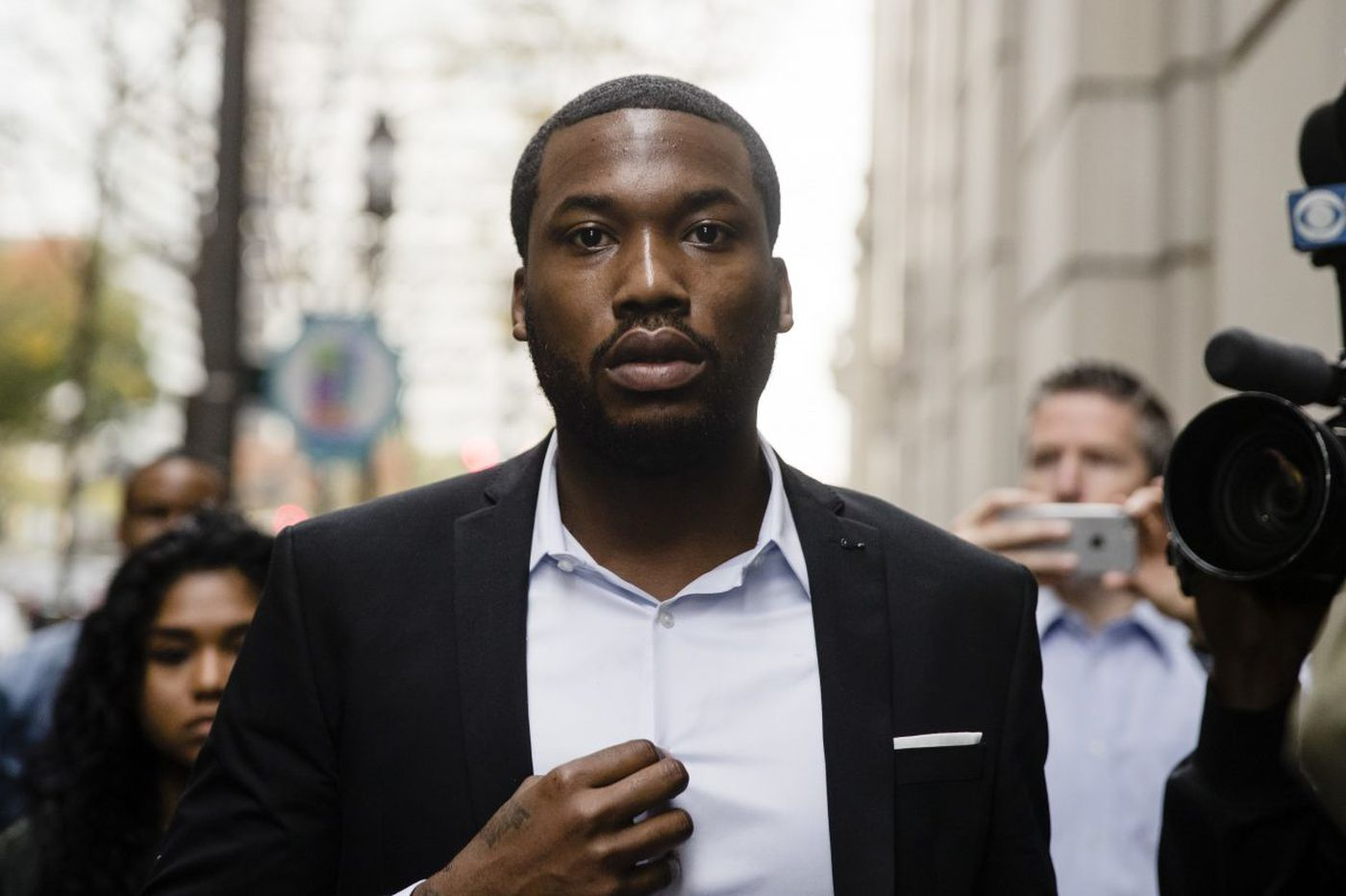 Want to keep the peace at Thanksgiving? Don't bring up Meek Mill | Jenice Armstrong