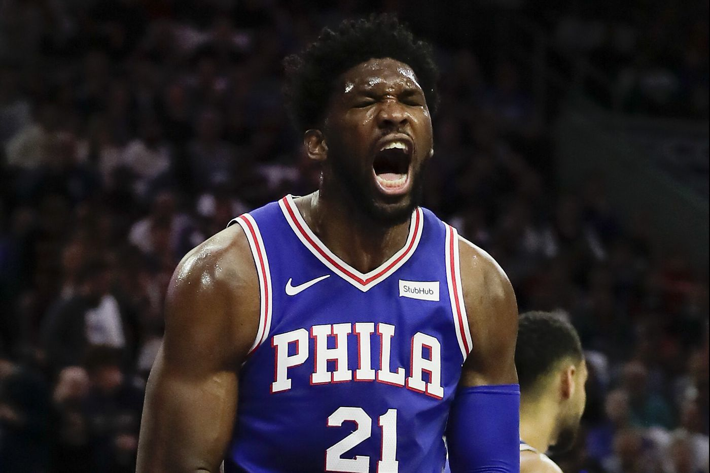 Joel Embiid s hot start to Sixers  season is nothing short of spectacular 15f1f0ba2