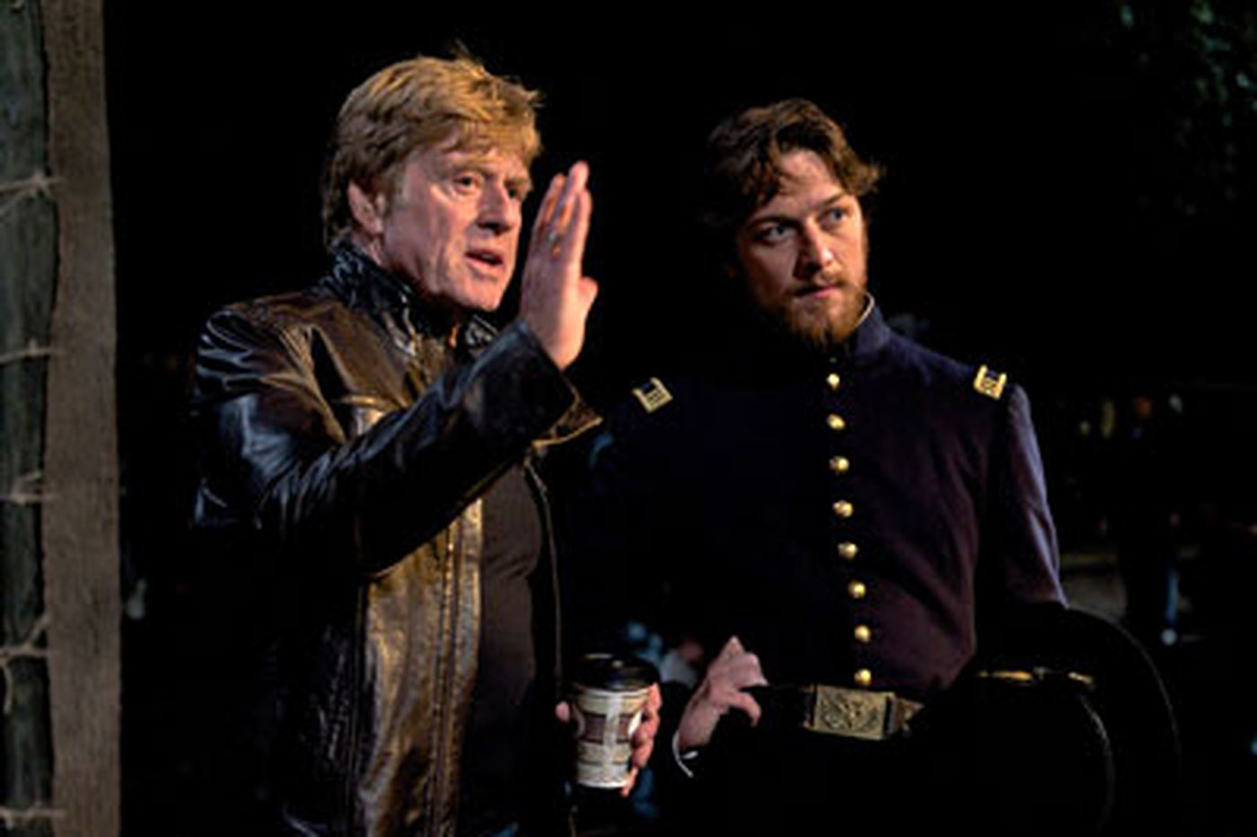 'Conspirator': Redford's take on historic injustice