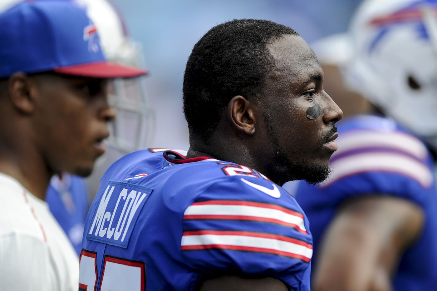 LeSean McCoy domestic abuse allegations: What we know