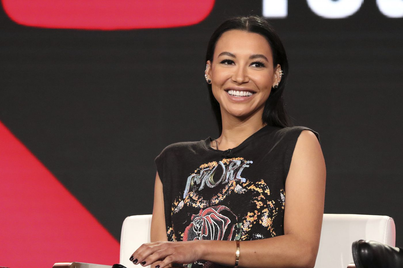 'Glee' actress Naya Rivera is missing. Searches are on across southern California.