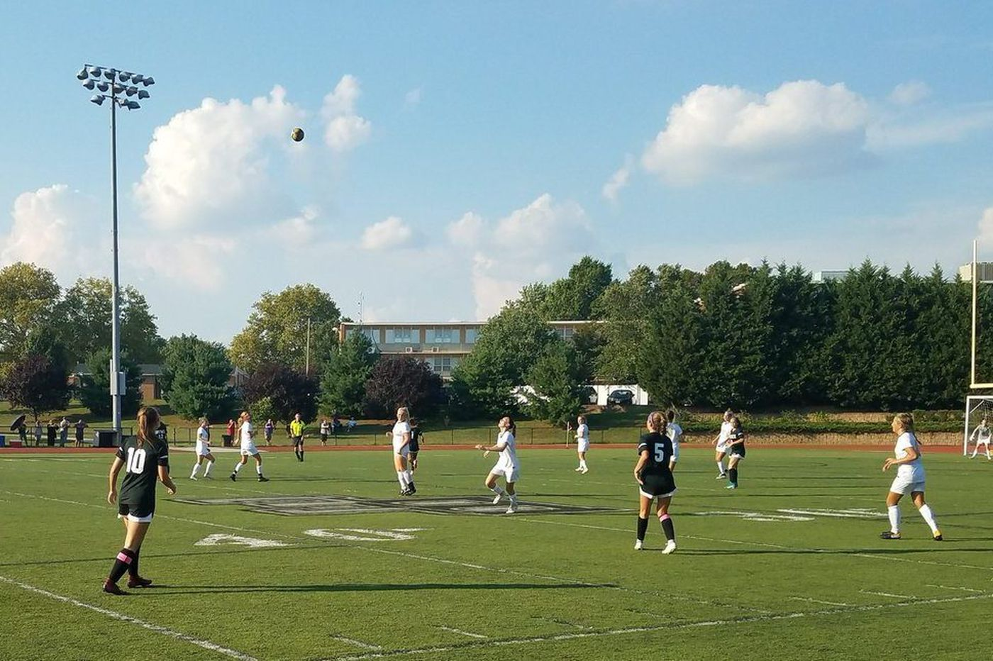Thursday's South Jersey roundup: Seneca boys' soccer pulls away against Bishop Eustace