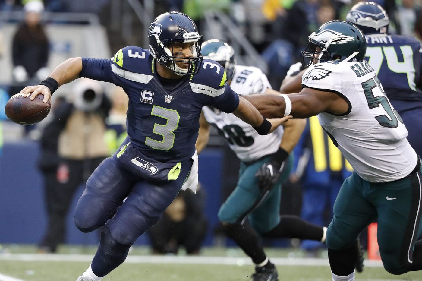 Week 13 NFL picks: That line's too big to take the Eagles | Vegas Vic