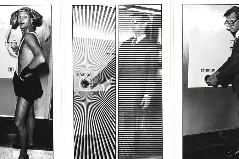 """The Change Machine,"" 1982, by Flash Rosenberg."