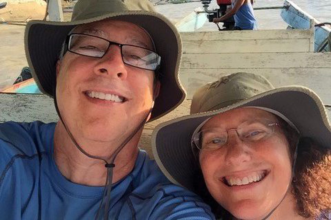 Personal Journey: Two round-the-world trips, three decades apart