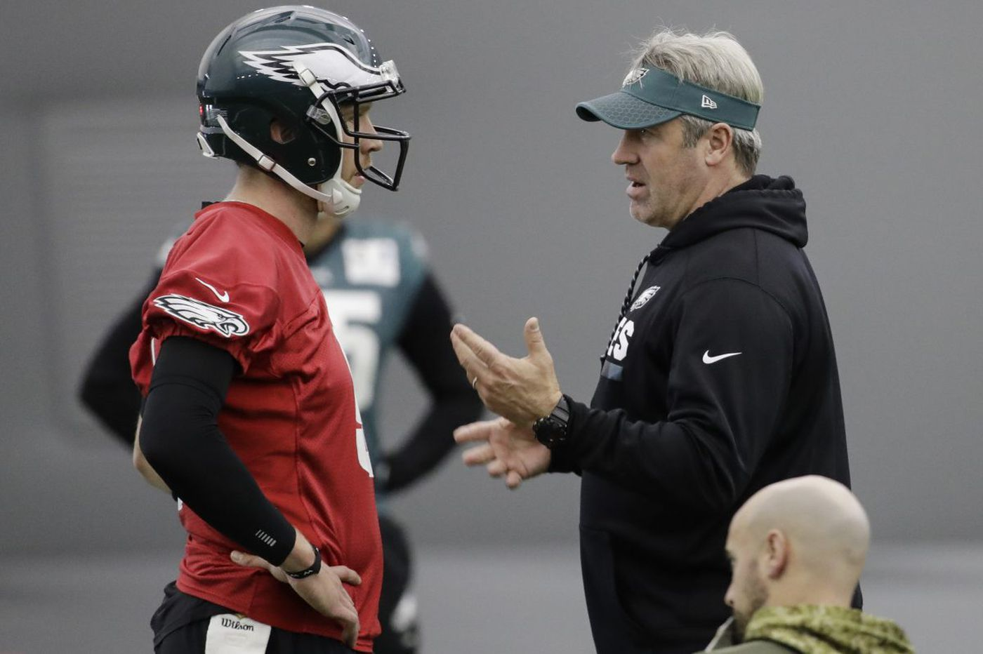 Doug Pederson's outlandish Eagles comparison last summer has aged pretty well