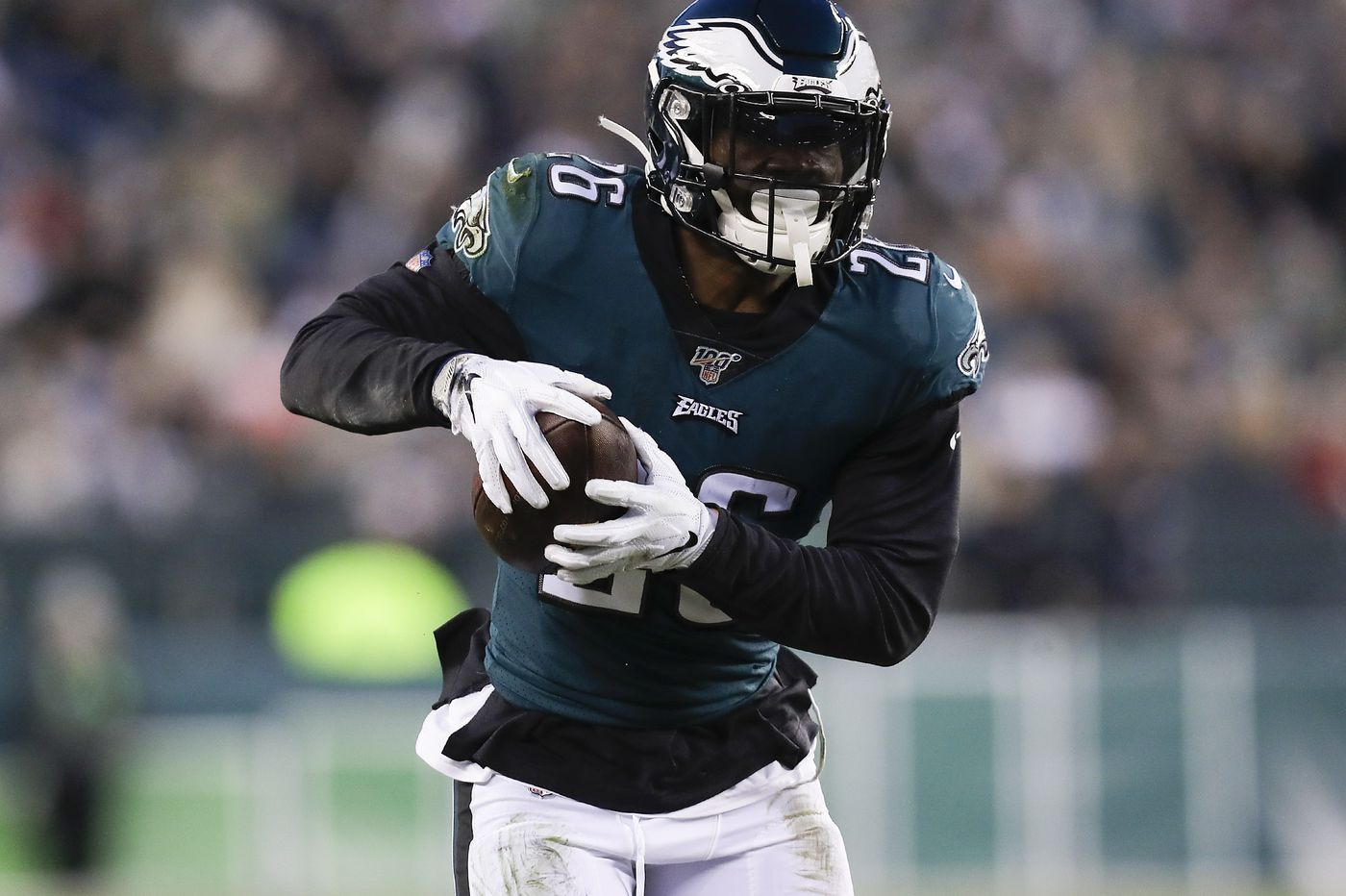 Eagles injury report: Miles Sanders in playoff mode, will play against Seahawks; Zach Ertz questionable