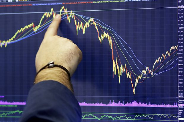 Market volatility? Crazy stock moves just back to normal