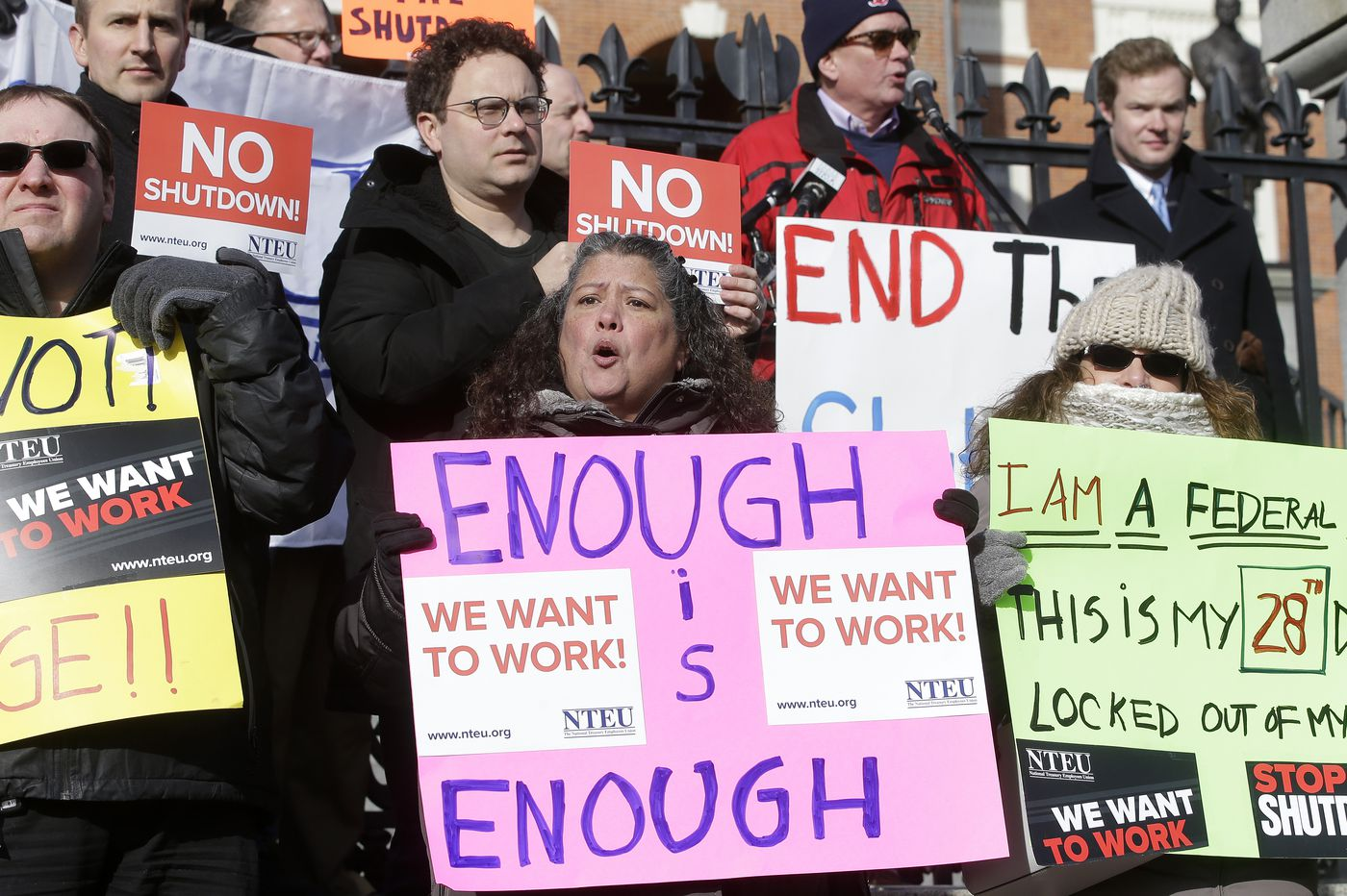 After 16 years as a federal employee, the government shutdown persuaded me to change careers | Opinion