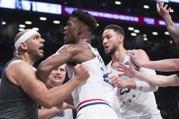 Jared Dudley, Sixers fans' newest villain after playoff series against Nets, basked in the boos during Game 5