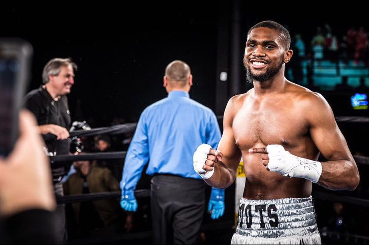 Philly boxer Jaron Ennis ready to take the next step toward getting a title  shot in