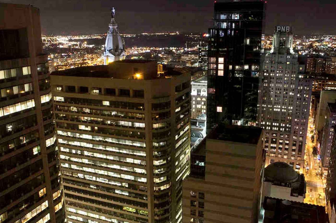 (Greater) Center City's population second only to Midtown Manhattan's