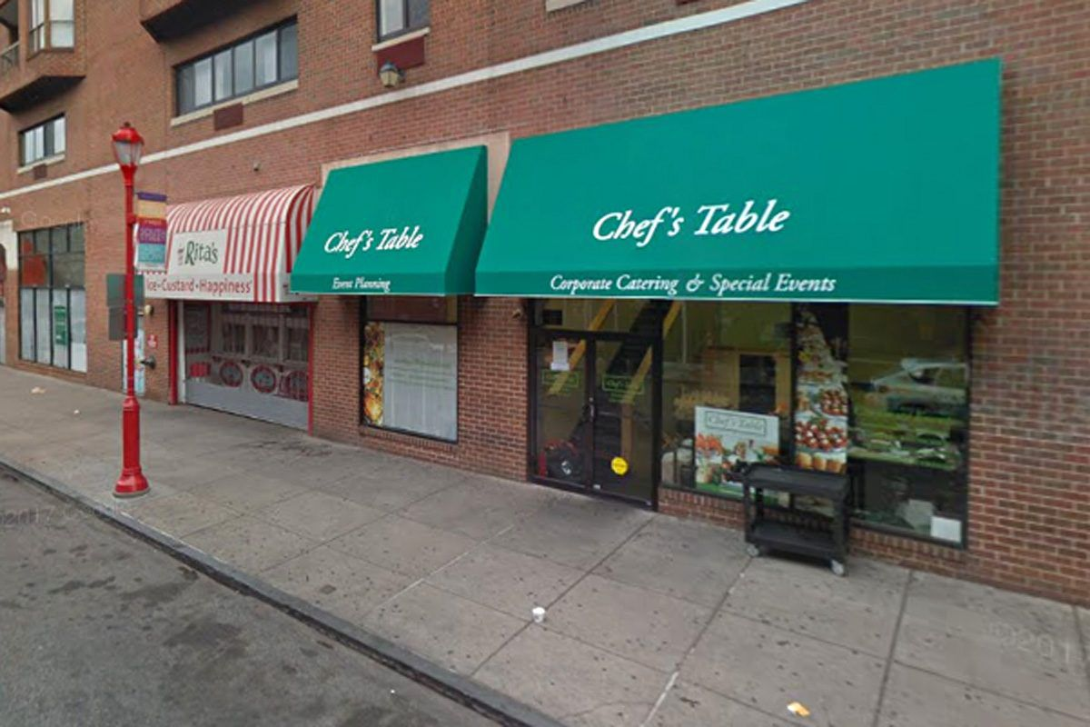 Chefs Table Leaves South St For New Catering Facility - Chef's table catering