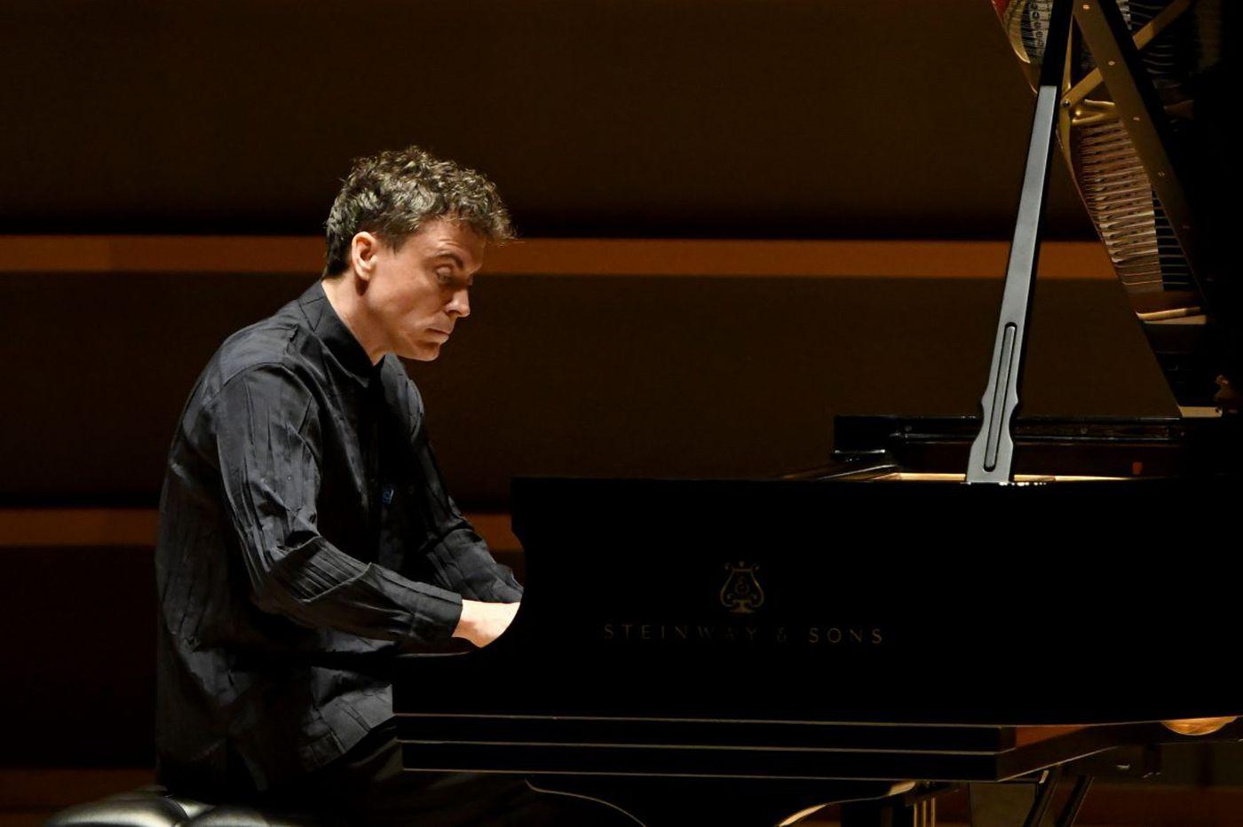 Paul Lewis closes Philadelphia Chamber Music Society piano series