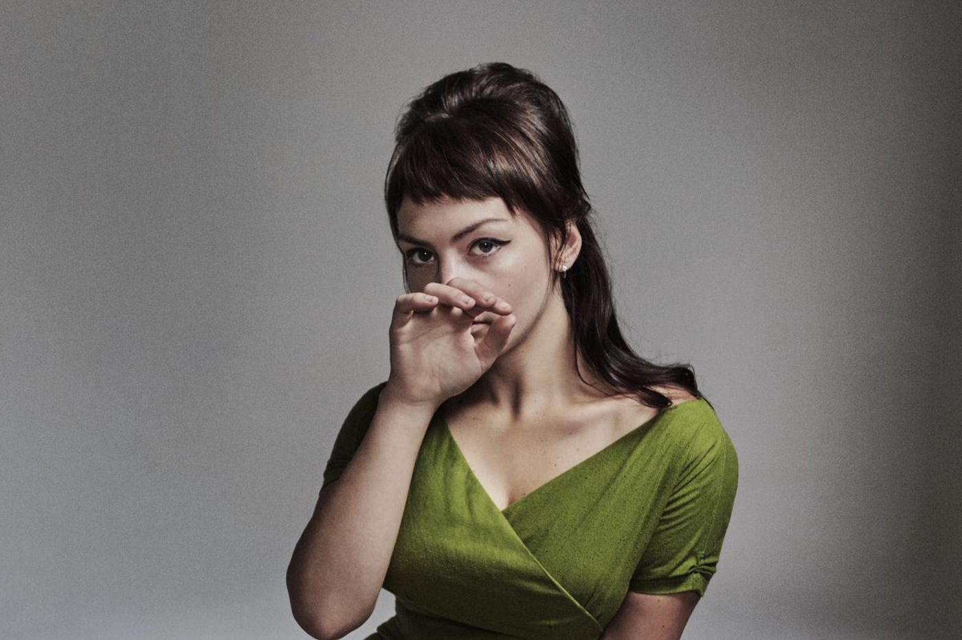 The many 'Phases' of Angel Olsen, on the first of two nights at Union Transfer