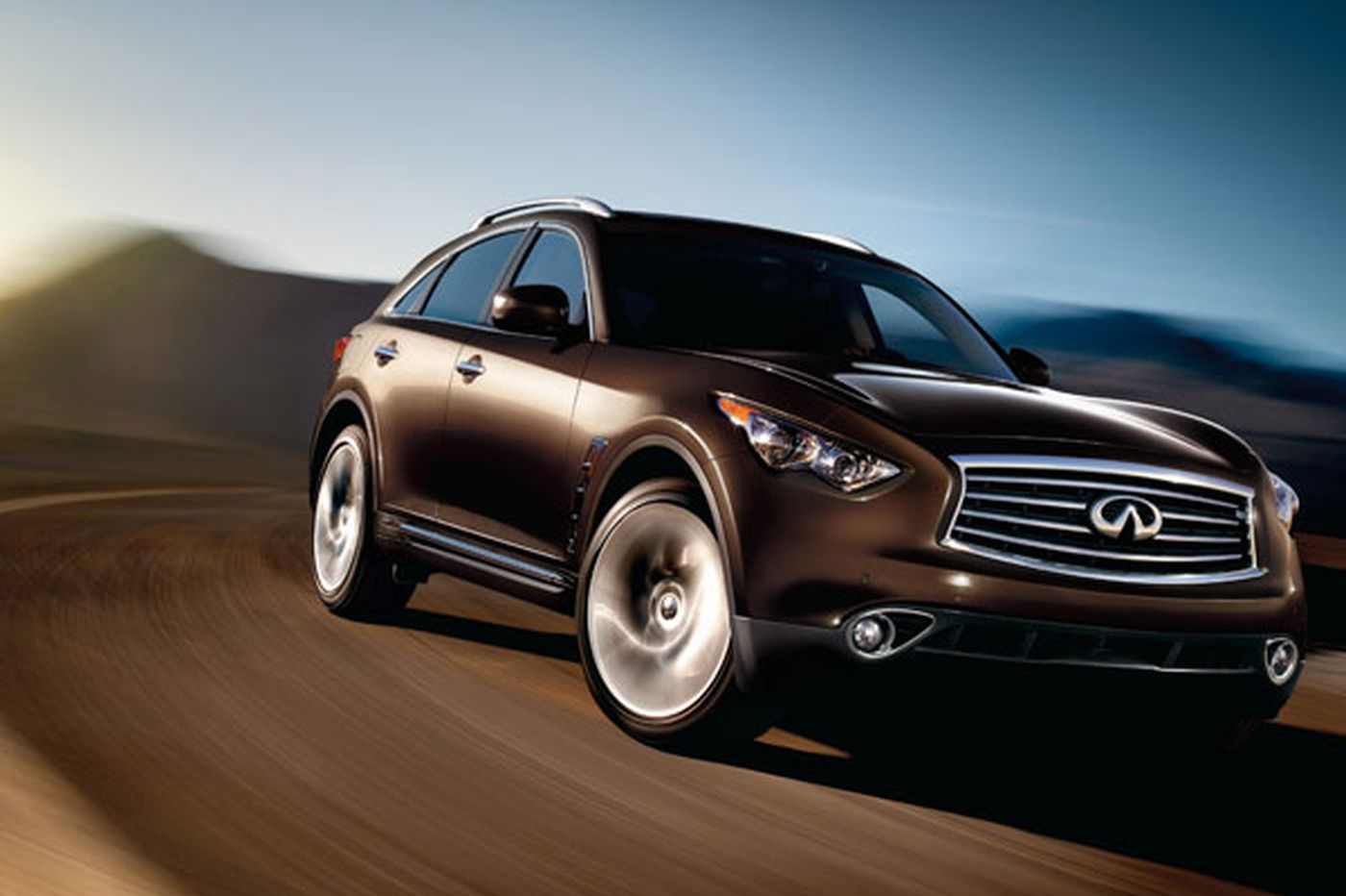 Driver's Seat: A drive to Infiniti, but not beyond