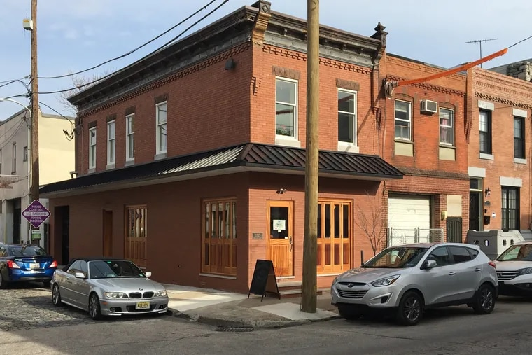 Rowhouse Grocery in Point Breeze.