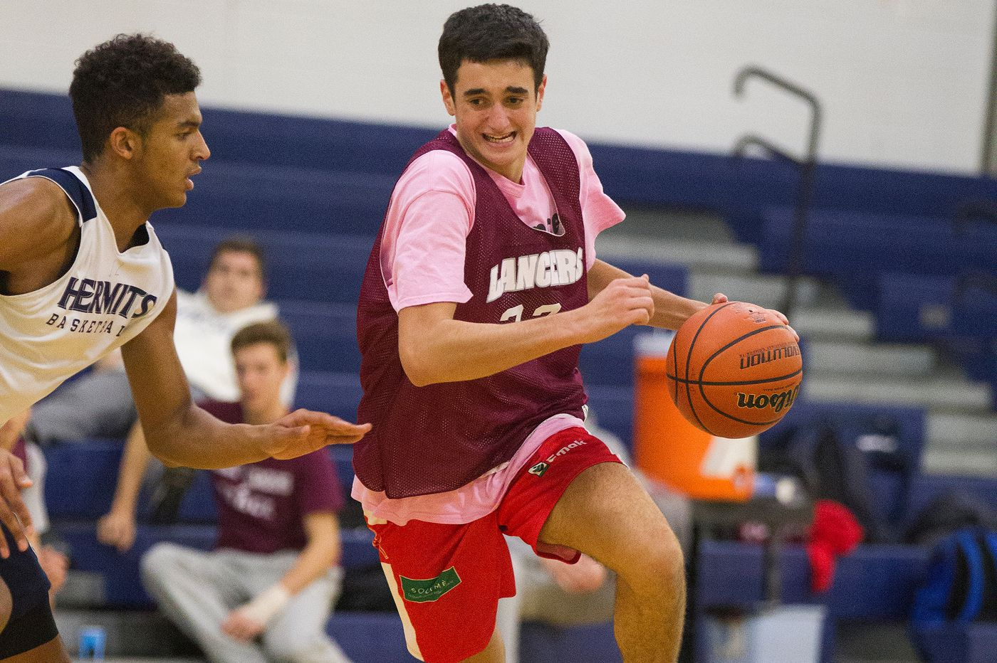 South Jersey basketball teams feature talented foreign players